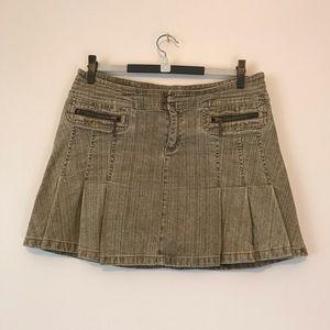 DKNY Jeans mini skirt
